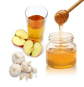 garlichoneyvinegar 21 Kick Ass Cures for The Common Cold
