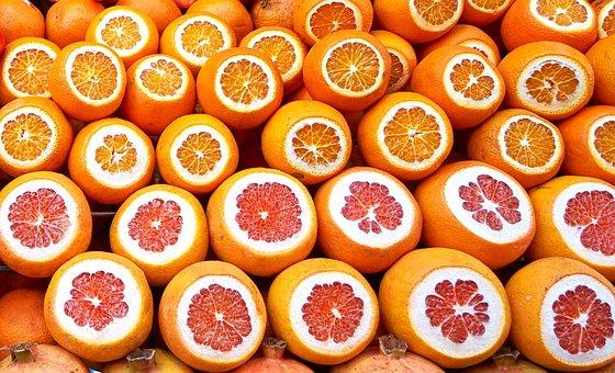 oranges-grapefruit