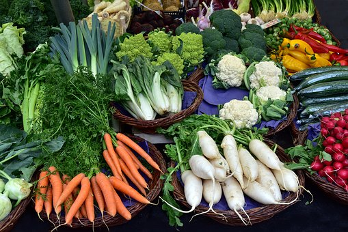 vegetable-selection