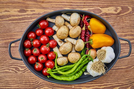 vegetables-in-tray