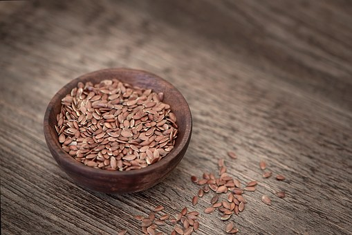 flax-seeds-brown