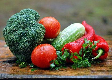 tomato-broccoli